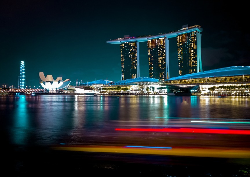 Singapore, lah!