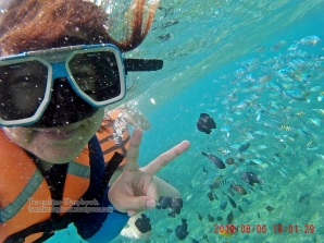 Boracay: snorkeling