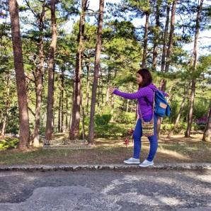 Baguio stroll