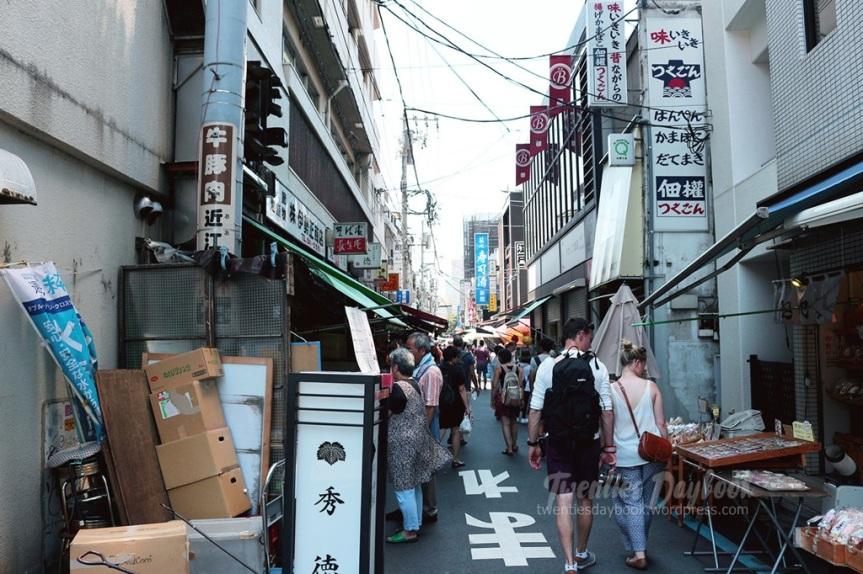 day 4 Tsukiji 2