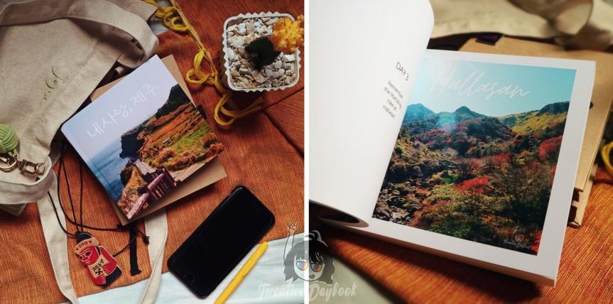 Jeju Daybook by Rei – A PhotobookProject
